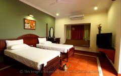ayurveda resort suite room